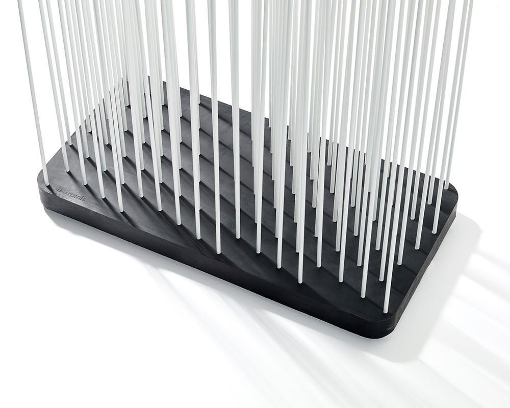 Kautschuksockel für Sticks