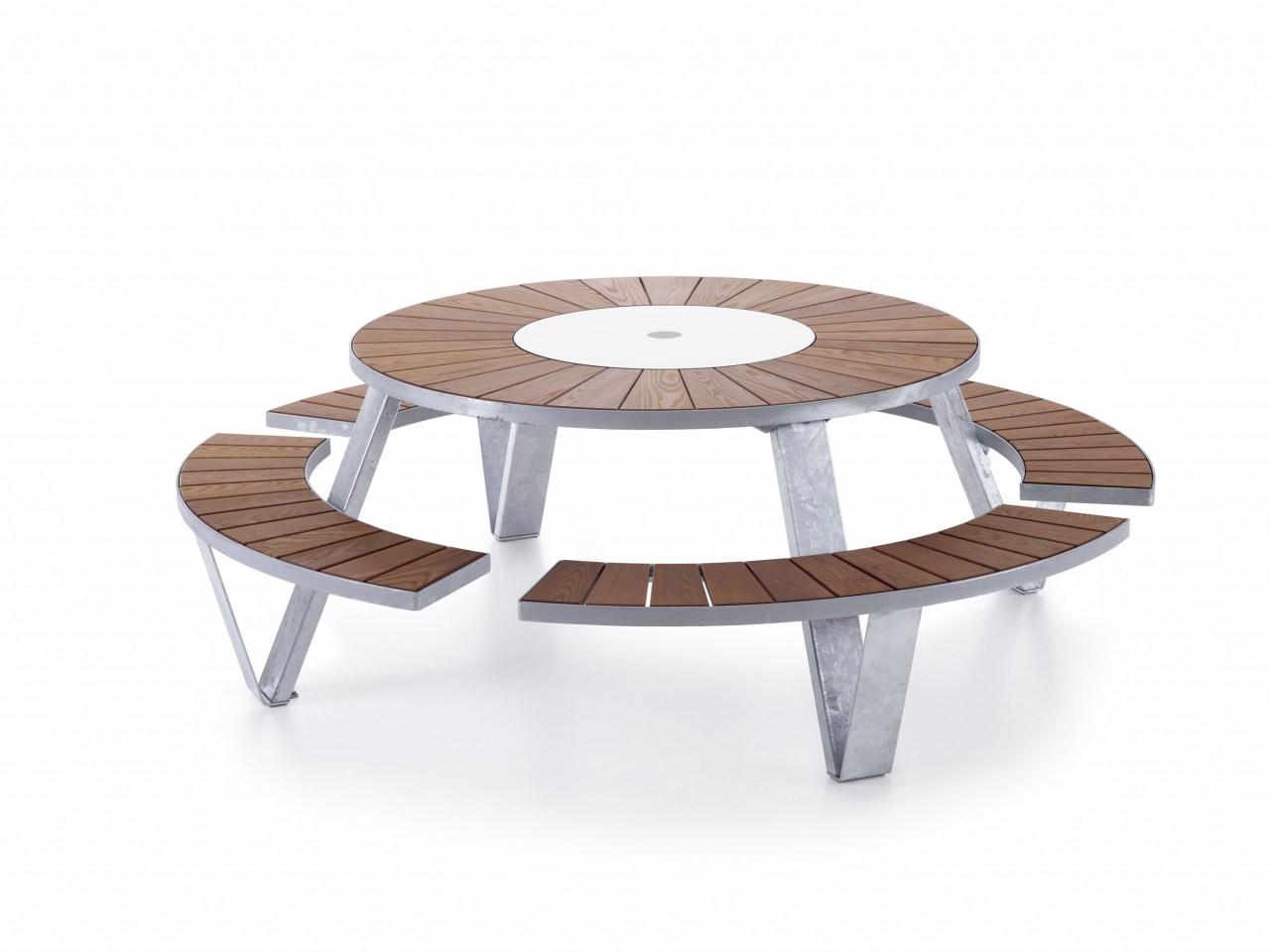 Pantagruel picnic - Gartentisch